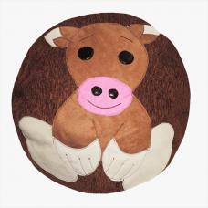Декоративная подушка «Бычок»