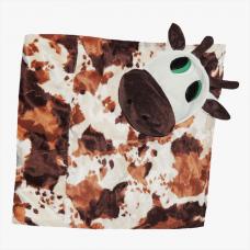 Игрушка-подушка «Коровка»