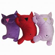 Декоративные подушки «Котики-животики»