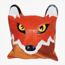 Декоративная подушка-игрушка «Лиса»