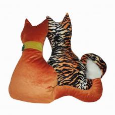 Декоративная подушка «Хитрый Кот»