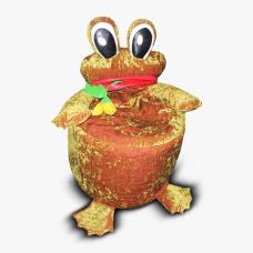Пуфик-игрушка «Лягушонок»