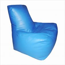 Кресло-трон «Бизон-синий»